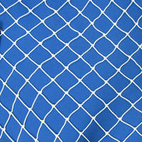 Netting, Seine, #15, 1-1/8 in. sq. mesh, 2-1/4 in. str. mesh, 1-1/2 ft. (10 mesh) deepSold by the Lb.