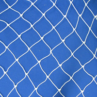Netting, Seine, #15, 1-1/2 in. sq. mesh, 3 in. str. mesh, 8 ft. (42 mesh) deepSold by the Lb.