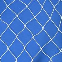 Netting, Seine, #15, 2 in. sq. mesh, 4 in. str. mesh,8 ft. (32 mesh) deepSold by the Lb.