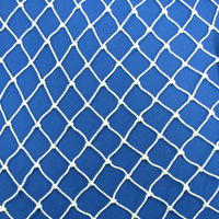 Netting, Seine, #18, 1 in. sq. mesh, 2 in. str. mesh, 6 feet (48 mesh) deepSold by the Lb.
