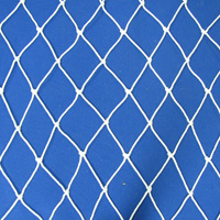 Netting, Seine, #18, 1-1/2 in. sq. mesh, 3 in. str. mesh, 6 feet (32 mesh) deepSold by the Lb.