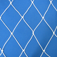 Netting, Seine, #21, 3 in. sq. mesh, 6 in. str. mesh, 6 feet (16 mesh) deepSold by the Lb.