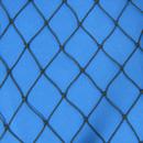 Netting, Seine, Black, #21, 1-7/8 in. sq. mesh, 3-3/4 in. str. mesh, 10 feet (45 mesh) deepSold by the Lb.