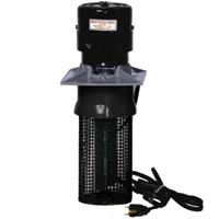 Agitator, Heavy Duty 110 Volt with Galvanized Steel Basket