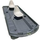 """Bass Hunter Boat, The 120, 2 Seater, 120"""" L X 54"""" W  X 18"""" D"""
