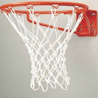 Front Mount Economy Basketball Goal