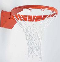 Basketball Goal, Double Rim Front Mount Flex