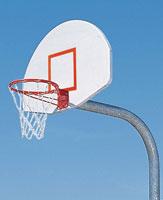 Basketball Goal, Extra-Tough for Playground System