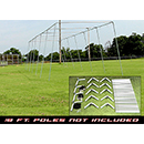 Batting Cage Frame Kit - 55' X 14' X 12'