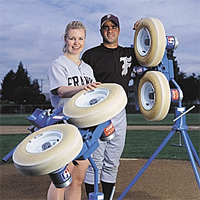 Pitching Machine, Combo Pitching Machine