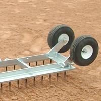 Wheel Kit for Big League Field Drag