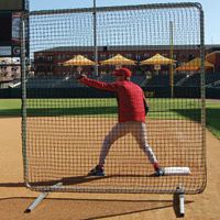 1st Base/Fungo Replacement Net 7' X 7'