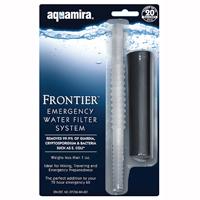 Aquamira Frontier Filter
