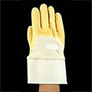 Gloves, Safety Cuff, Golden Grab-It