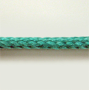 Braided Poly Rope, 1/4 in. by 320 ft., Green