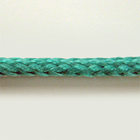 Braided Poly Rope, 3/16 in. by 640 ft., Green