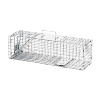 Professional Cage Traps for Skunks, Squirrels and Rabbits