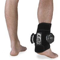 ICE20  Compression Wrap, Double Ankle