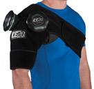 ICE20  Compression Wrap, Double Shoulder