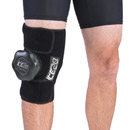 ICE20  Compression Wrap, Single Knee