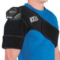 ICE20  Compression Wrap, Single Shoulder