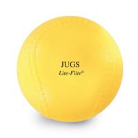Baseballs, Light-Flite, Yellow, (By the Dozen)