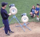 Pitching Machine, Jugs, Junior Softball and Baseball Machine