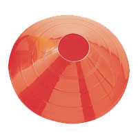 Large Disk Cones, 12 in. Diameter, (By the Dozen)