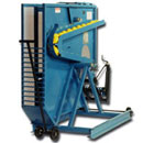 Pitching Machine, Deluxe Iron Mike Mobile Trainer (MP-5)