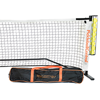 Pickleball Tournament Net System, Rally Deluxe