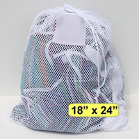 Polyester Laundry Bags, 18 in by 24 in.