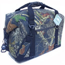 Polar Bear Cooler,  Nylon, 24 Pack, Camo