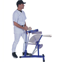 Portable Pitching Machine by Louisville Slugger | Memphis Net & Twine