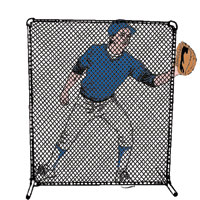 Pillowcase Style Protector Net, 7' x 10', Special Black Weather Coating