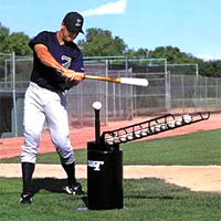 Automated Batting Tee, Quick-T | Memphis Net & Twine