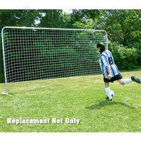Replacement Net Only for Soccer Goal Nets, 7 ft. by 18 ft.