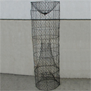 "Wire Catfish Net, 1 1/2"" Square Reinforcement"