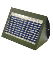 Solar Charger for Directional Feeders
