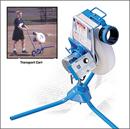 Pitching Machine, Jugs Super Softball with Transport Cart