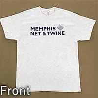 T-Shirt, Memphis Net & Twine, Grey