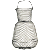 Wire Fish Bag, Collapsible