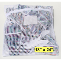 Zipper Laundry Bags, 18 in. by 24 in.