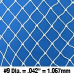 Seine Netting, Twine Size #9