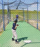 #21 Standard Batting Cage Nets