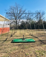 Backyard Batting Cages