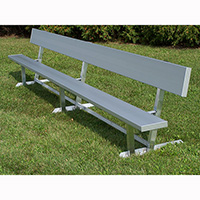 All Aluminum Benches