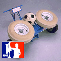 Jugs, Soccer Machine