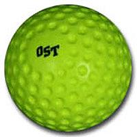 12 Yellow Dimpled Softballs | Memphis Net & Twine