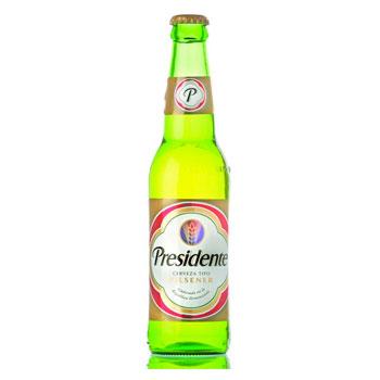 una cerveza pequeña