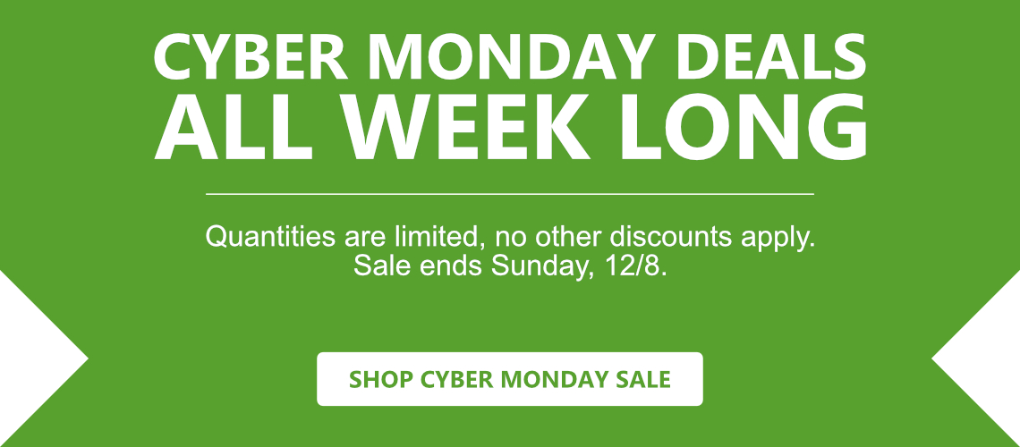 Cyber Monday Sale Save up to 63% off Select Items